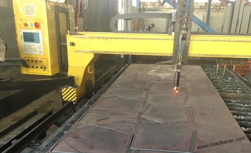 برشکاری فولادکاران(رالکو)